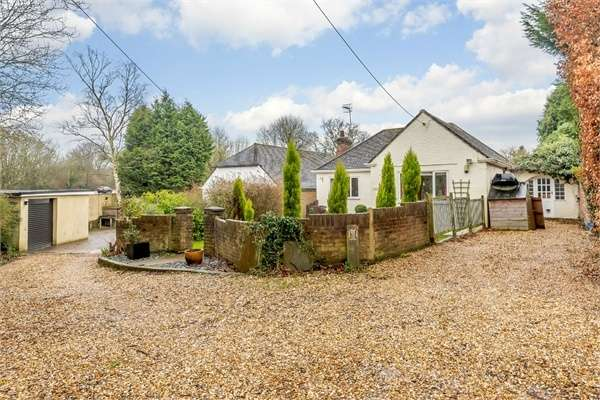 3 Bedrooms Detached Bungalow for sale in Springwell Road, Beare Green, Dorking, Surrey
