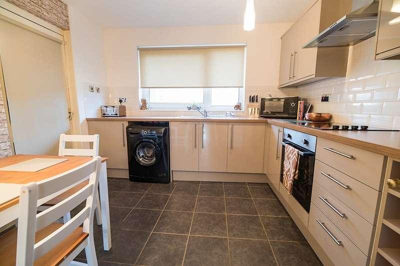 2 Bedrooms Flat for sale in Melrose Road, Cumbernauld, Glasgow, G67