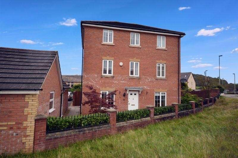5 Bedrooms Detached House for sale in Heol Yr Eithin , Pencoed, Bridgend. CF35 5LX