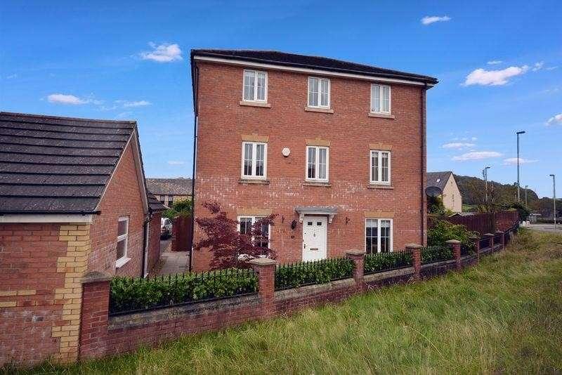 5 Bedrooms Detached House for sale in Heol Yr Eithin , Pencoed, Bridgend. CF35 5LX