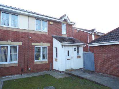 4 Bedrooms Semi Detached House for sale in Newsham Road, Stockport, Cheshire, Greater Manchester