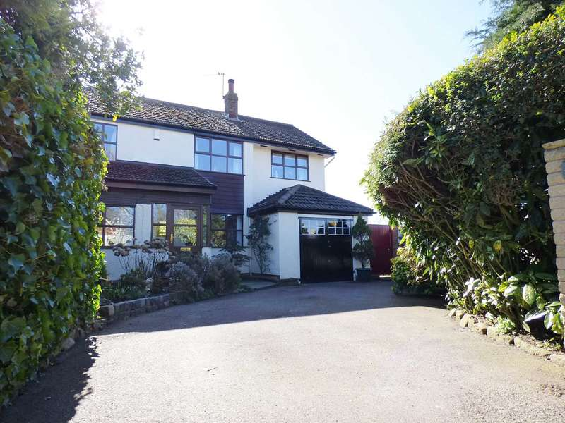 5 Bedrooms Semi Detached House for sale in Brookfield, Lytham Road, Moss Side, Lytham