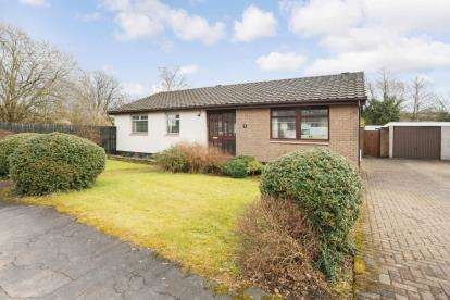 3 Bedrooms Bungalow for sale in Barbeth Gardens, Condorrat