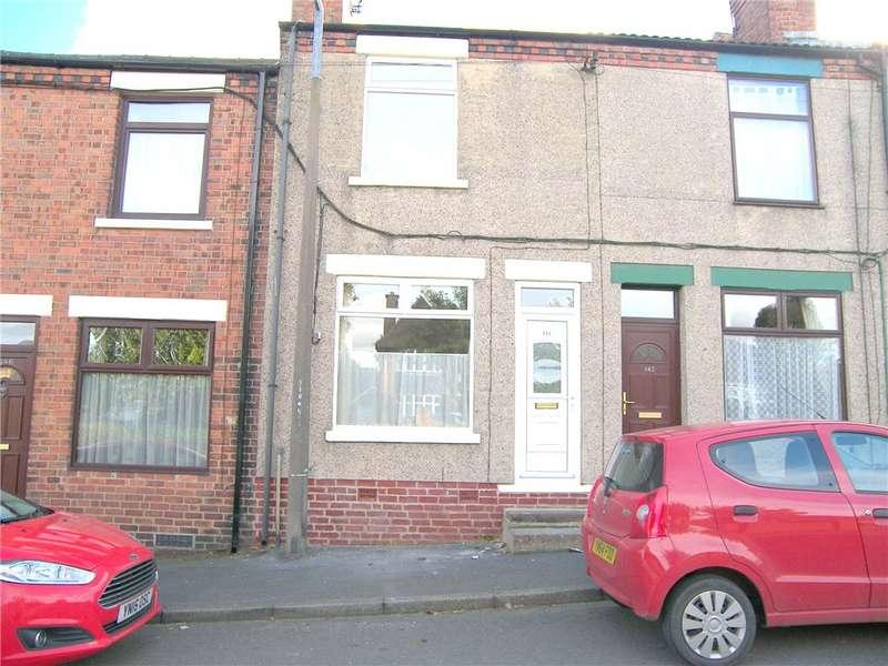 2 Bedrooms Terraced House for rent in Birkinstyle Lane, Shirland, Alfreton, Derbyshire, DE55