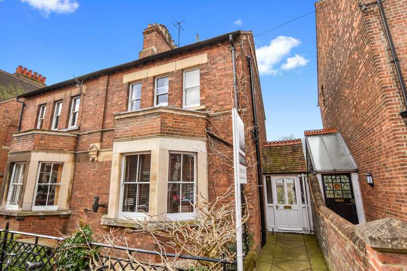 4 Bedrooms Semi Detached House for sale in Southmoor Road, Oxford