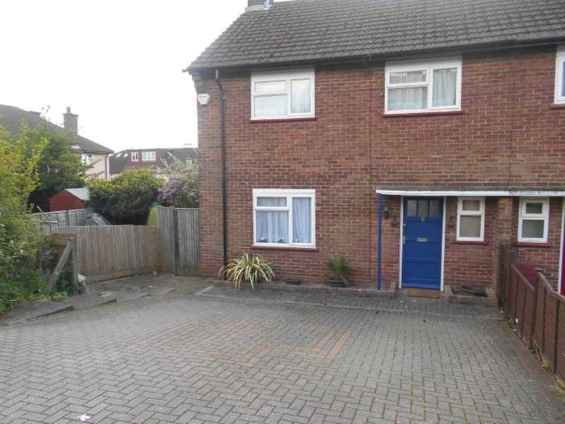 3 Bedrooms Semi Detached House for rent in Elgar Close, Elstree