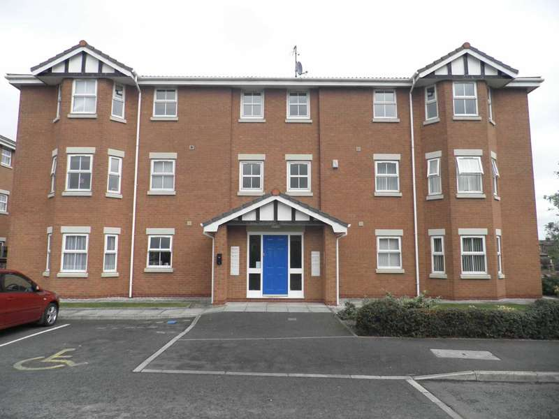1 Bedroom Flat for sale in Finsbury Close, Great Sankey