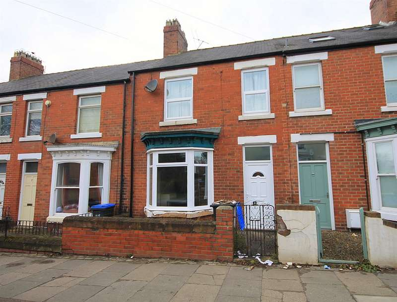 3 Bedrooms Terraced House for sale in Rhodes Terrace, Nevilles Cross, Durham