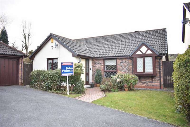 3 Bedrooms Detached Bungalow for sale in Heol Penycae, Gorseinon