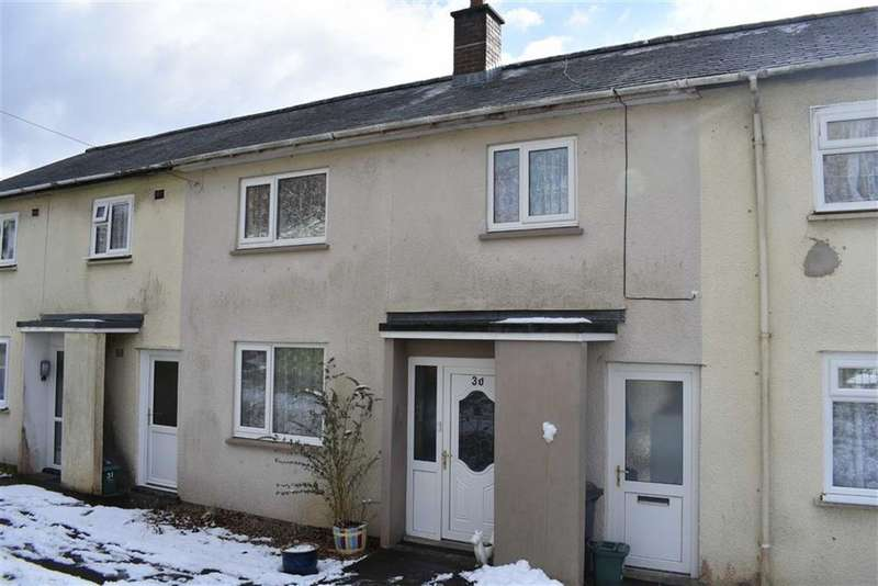 3 Bedrooms Terraced House for sale in Ffynonbedr, Lampeter