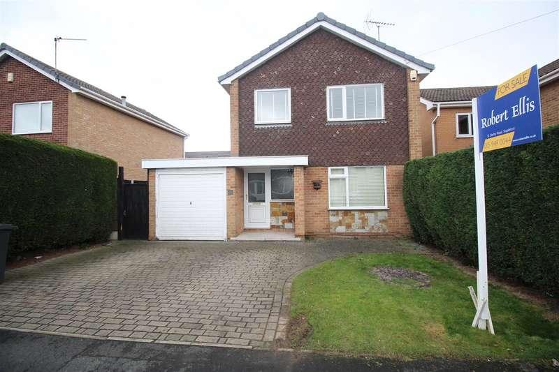 3 Bedrooms Detached House for sale in Oakfield Drive, Sandiacre