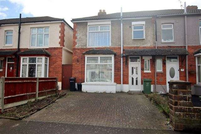 3 Bedrooms Semi Detached House for rent in Hartley Road, Portsmouth, Hampshire, PO2 9HX