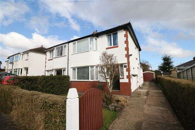 3 Bedrooms Semi Detached House for sale in Etterby Lea Road, Carlisle, Cumbria, CA3 9JW