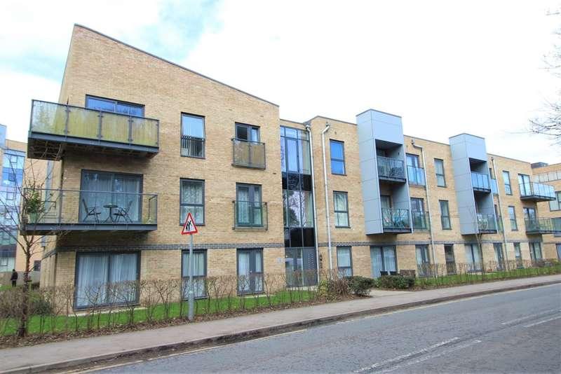 2 Bedrooms Flat for rent in Nash Mils Wharf, Hemel Hempstead