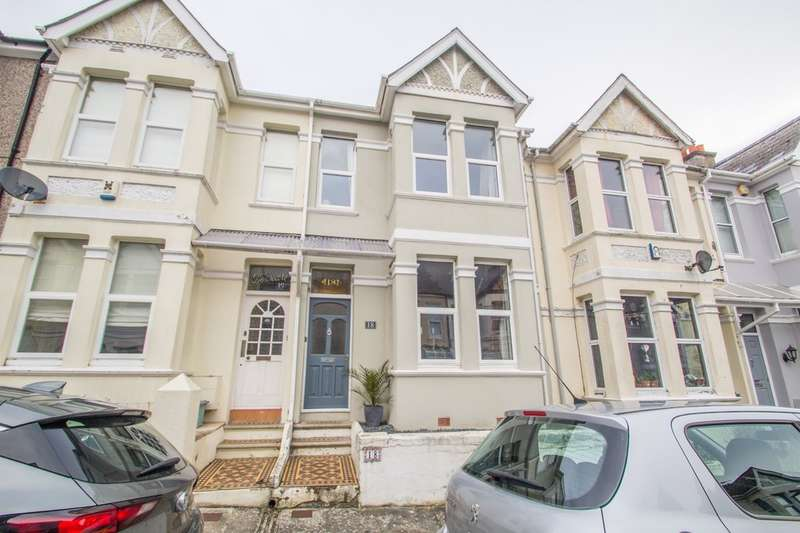 2 Bedrooms Terraced House for sale in Peverell, Plymouth