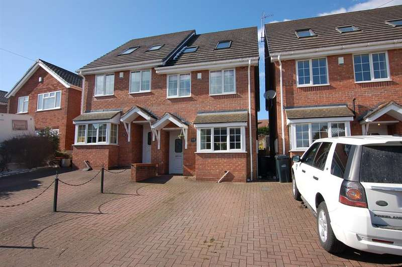 3 Bedrooms Semi Detached House for sale in East Street, Brierley Hill, DY5 2DR