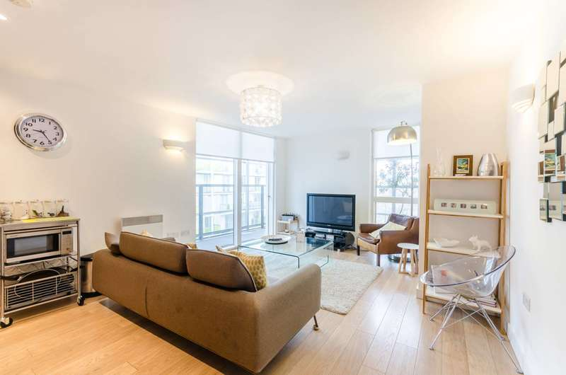 2 Bedrooms Flat for sale in Chadwell Lane, Hornsey, N8