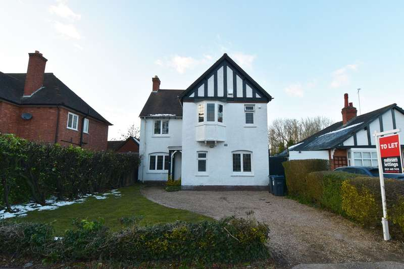 4 Bedrooms Detached House for rent in Oakfield Road, Selly Park, Birmingham, B29