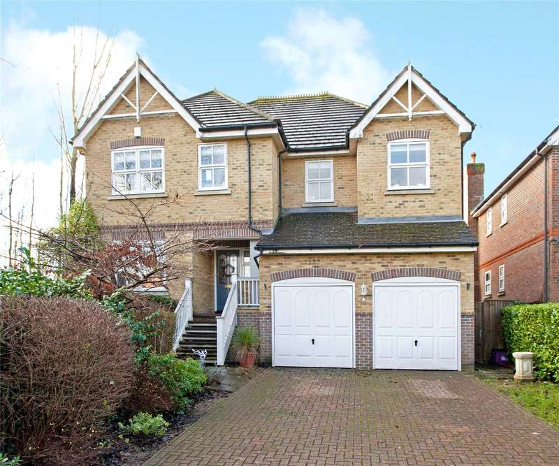 5 Bedrooms Detached House for sale in The Fallows, Ray Mill Road East, Maidenhead, Berkshire, SL6