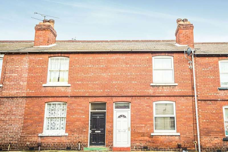 2 Bedrooms Property for sale in Regent Street, Balby, Doncaster, DN4