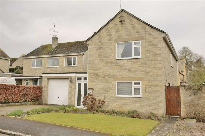3 Bedrooms Detached House for sale in Courtlands Road, Shipton-under-Wychwood, OXON