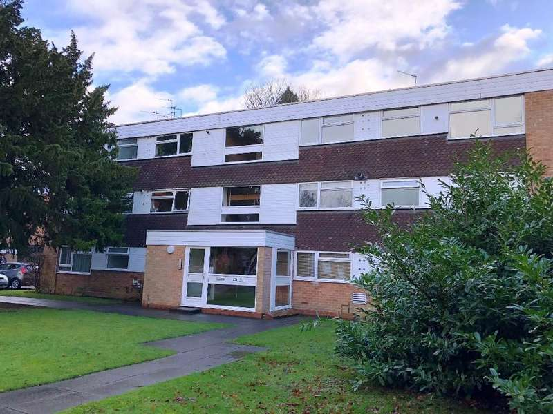 2 Bedrooms Apartment Flat for sale in Blossomfield Road, Solihull