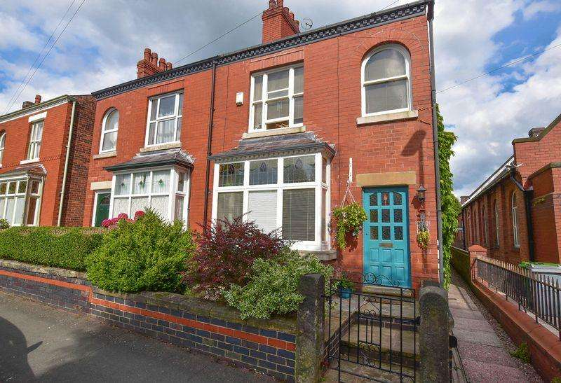 3 Bedrooms Semi Detached House for sale in Park Road, Congleton