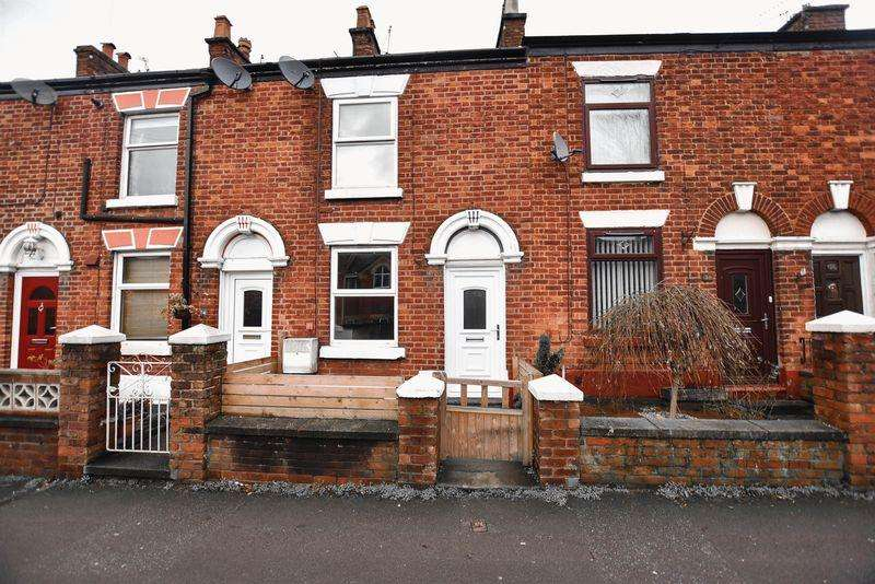 2 Bedrooms Terraced House for sale in Holmes Chapel Road, Congleton