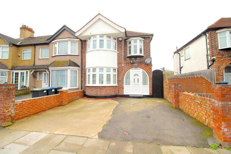 3 Bedrooms End Of Terrace House for sale in Windmill Road, Edmonton, N18