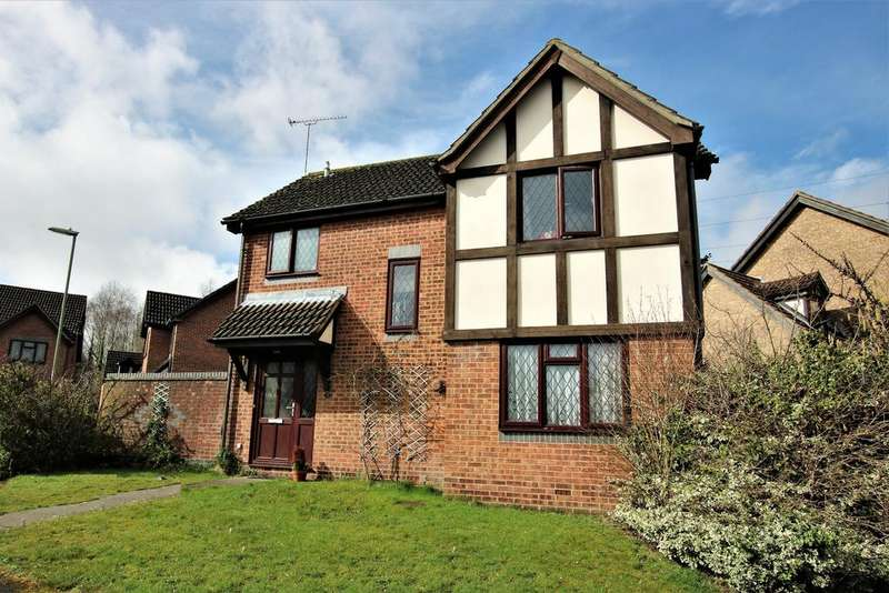 4 Bedrooms Detached House for sale in Hedge End, Southampton