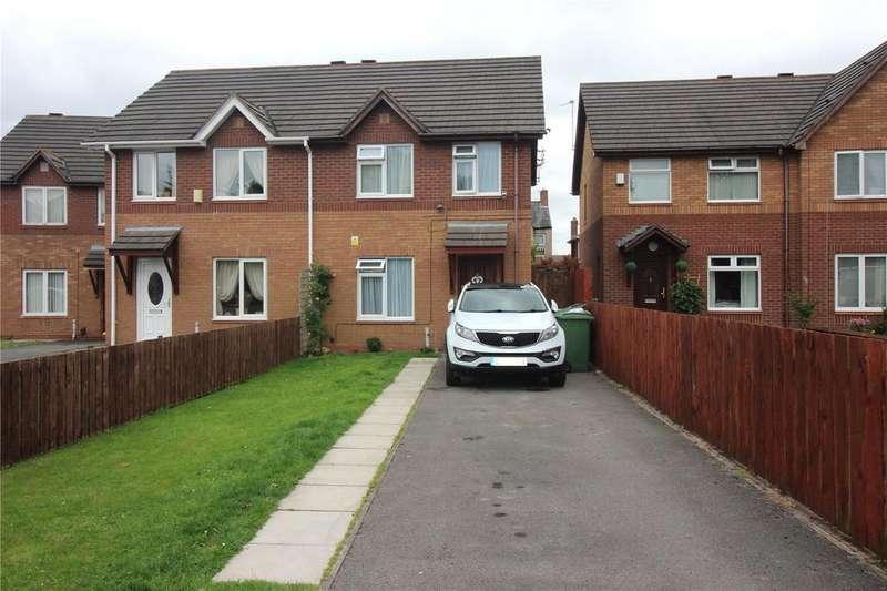 3 Bedrooms Semi Detached House for sale in Green Lawn, Birkenhead, Merseyside, CH42