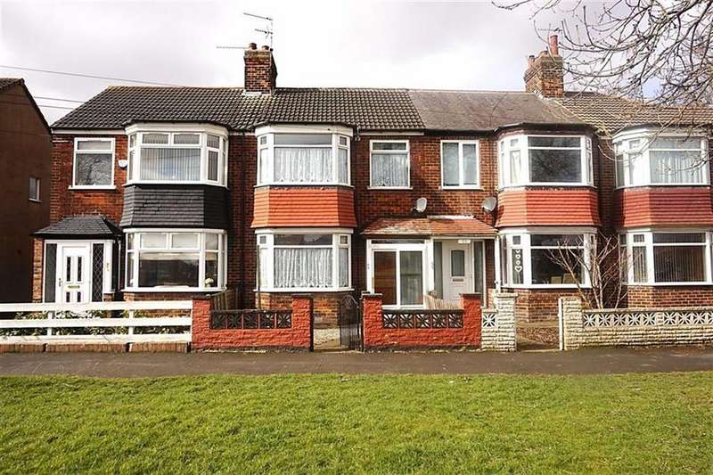 3 Bedrooms Terraced House for sale in First Lane, Hessle, Hessle, HU13