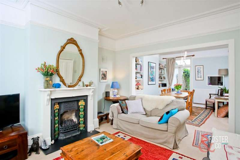 4 Bedrooms House for sale in St. Leonards Road, Hove