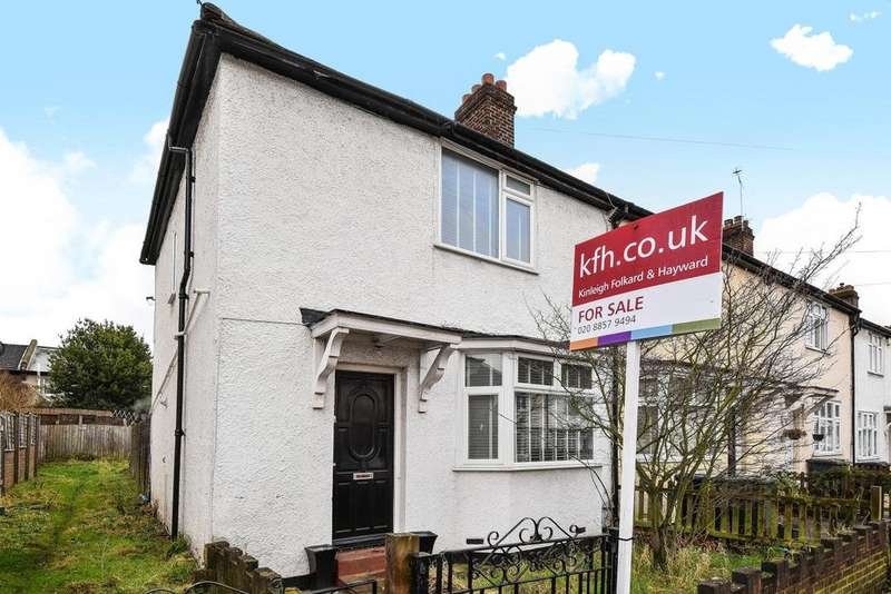 3 Bedrooms End Of Terrace House for sale in Waite Davies Road, Lee
