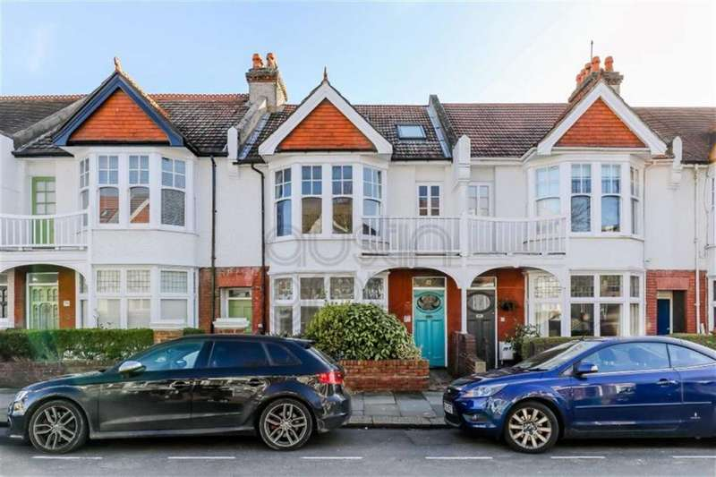 5 Bedrooms House for sale in Lyndhurst Road, Hove, East Sussex
