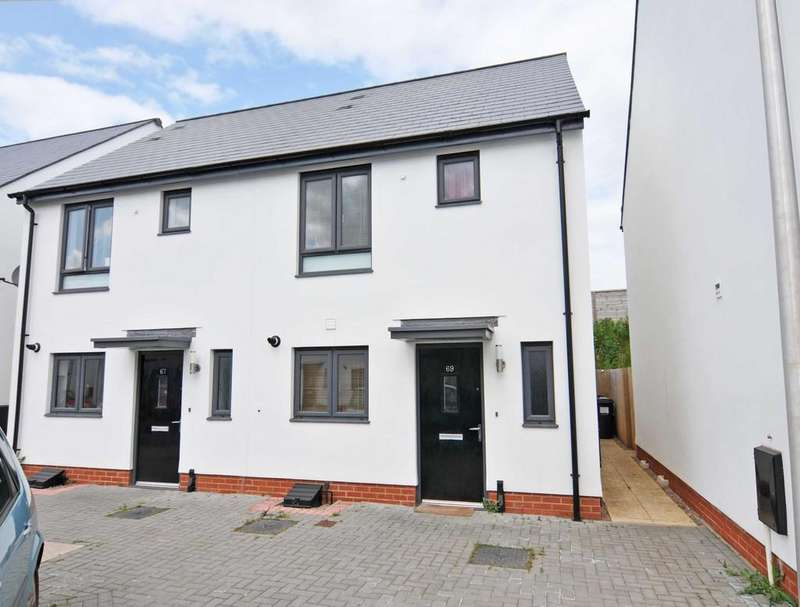 2 Bedrooms Semi Detached House for rent in Exminster, Exeter