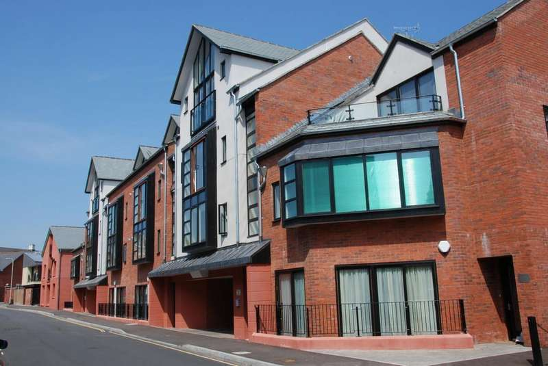 2 Bedrooms Apartment Flat for sale in St Edmonds Court, Exeter