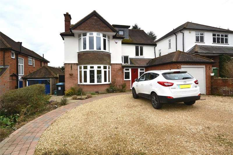 5 Bedrooms House for rent in Common Lane, Kings Langley, Hertfordshire, WD4