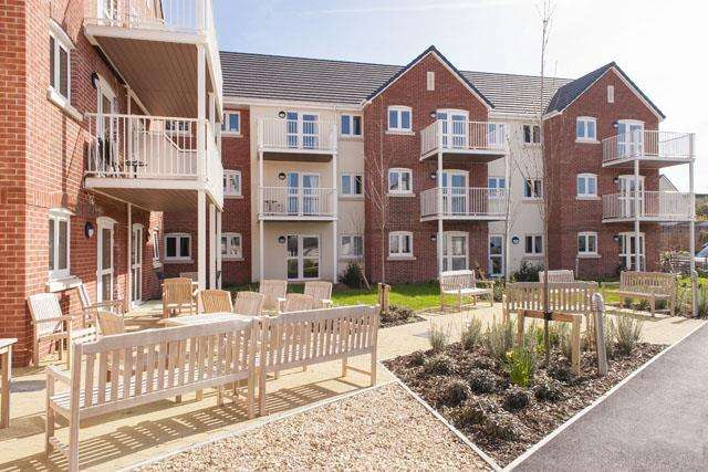 1 Bedroom Apartment Flat for rent in Squire Court, South Molton