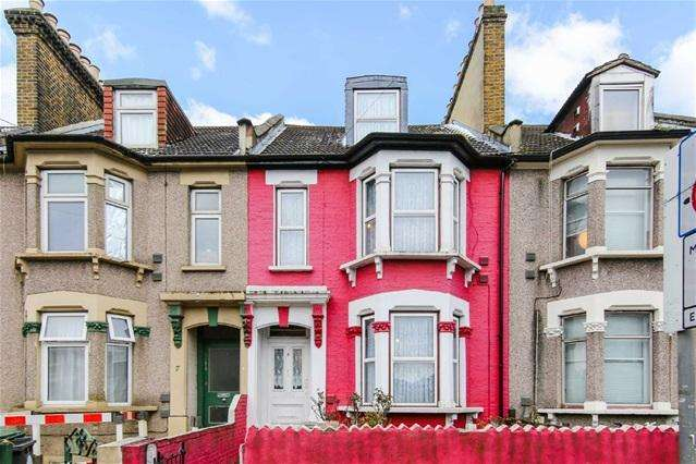 4 Bedrooms Terraced House for sale in Grove Green Road, Leytonstone