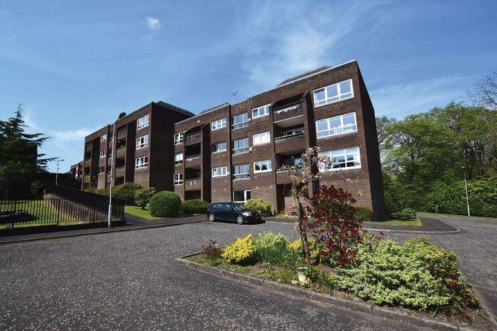 2 Bedrooms Flat for sale in 50 Roman Court, Bearsden, G61 2HS
