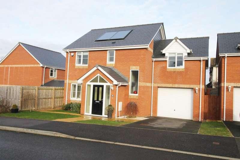 4 Bedrooms Detached House for sale in Woodbury Salterton