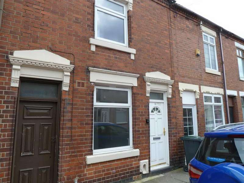 3 Bedrooms Terraced House for sale in Turner Street, Northwood, Stoke-on-Trent