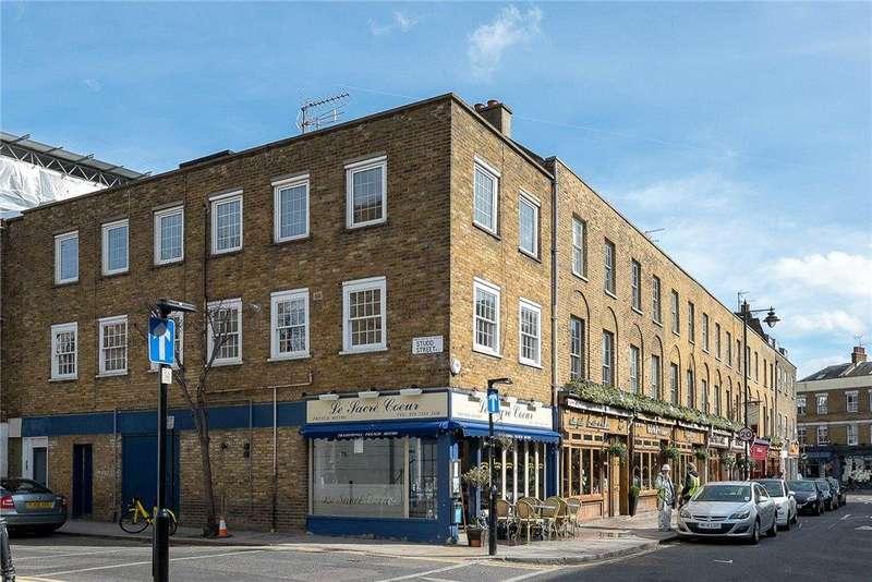 1 Bedroom Flat for sale in Theberton Street, London, N1