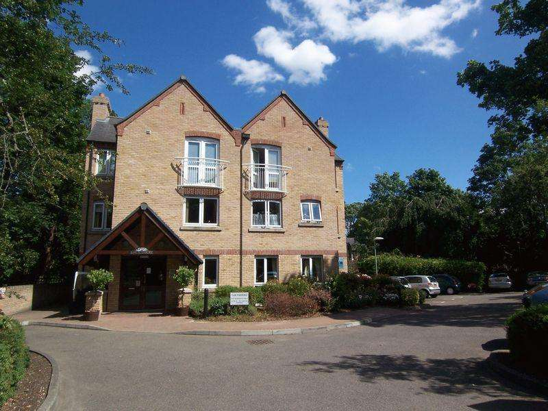 2 Bedrooms Retirement Property for sale in Risbygate Street, Bury St. Edmunds