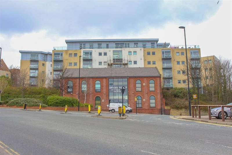 2 Bedrooms Flat for sale in City Road, Newcastle Upon Tyne