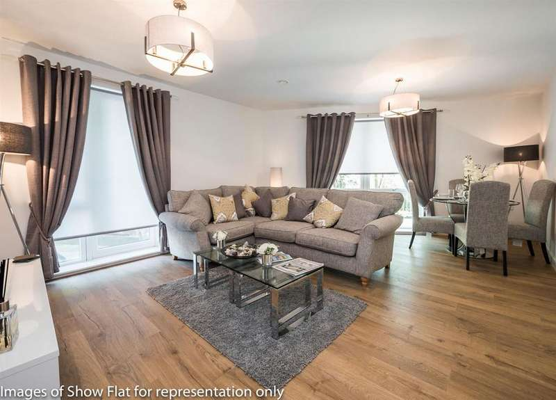 3 Bedrooms Flat for sale in Marionville Road, Edinburgh