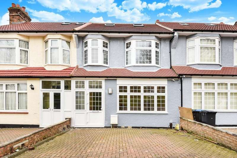 4 Bedrooms Terraced House for sale in Tewkesbury Terrace, Bounds Green