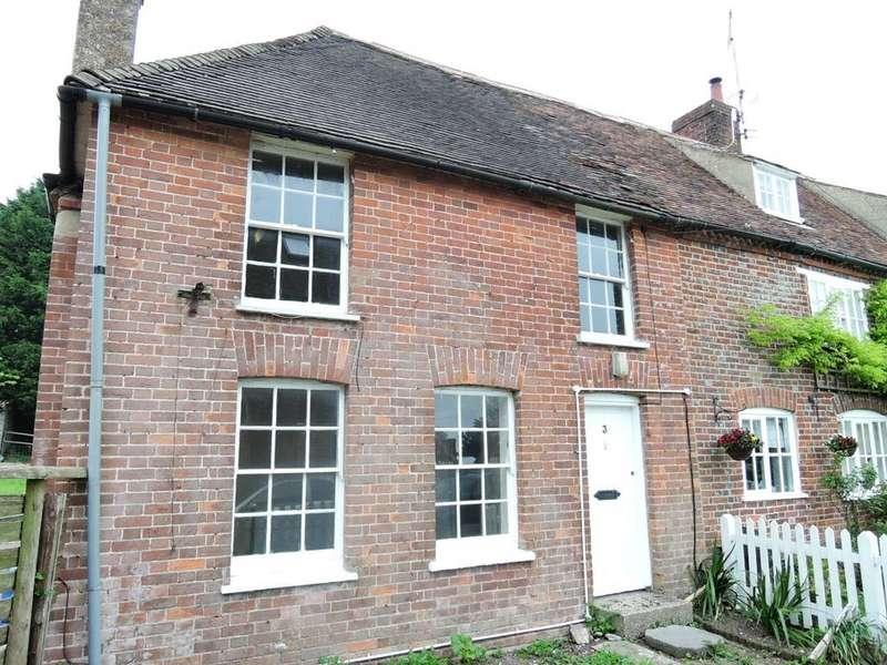 2 Bedrooms Semi Detached House for rent in Egerton Cottages East Brabourne Ashford TN25 5LW