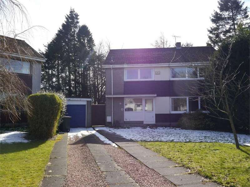 4 Bedrooms Detached House for rent in 6 Douglas Crescent, Kinross, Kinross-shire